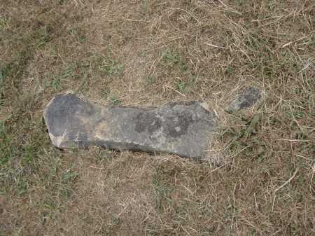 BENTZ CEMETERY, UNKNOWN #1 - Meigs County, Ohio | UNKNOWN #1 BENTZ CEMETERY - Ohio Gravestone Photos