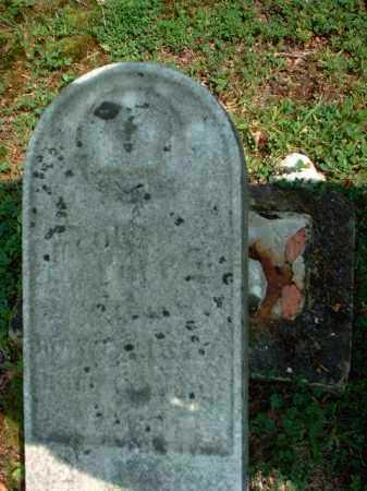 BERG, JACOB - Meigs County, Ohio | JACOB BERG - Ohio Gravestone Photos