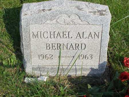 BERNARD, MICHAEL ALAN - Meigs County, Ohio   MICHAEL ALAN BERNARD - Ohio Gravestone Photos