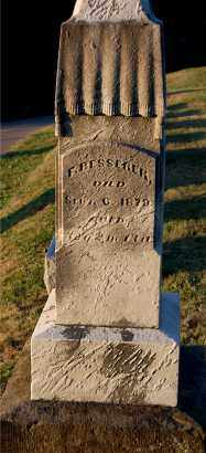 BESSERER, F. - Meigs County, Ohio | F. BESSERER - Ohio Gravestone Photos