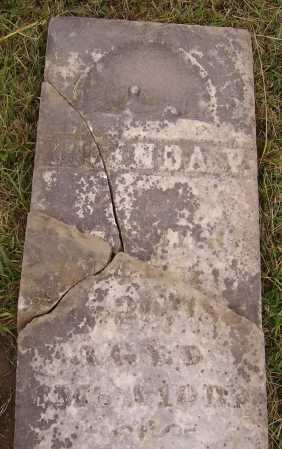 BIGGS, LUCINDA P. - Meigs County, Ohio | LUCINDA P. BIGGS - Ohio Gravestone Photos