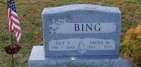 BING, FREDA M. - Meigs County, Ohio | FREDA M. BING - Ohio Gravestone Photos