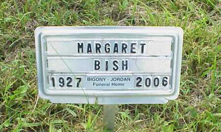 BISH, MARGARET - Meigs County, Ohio | MARGARET BISH - Ohio Gravestone Photos