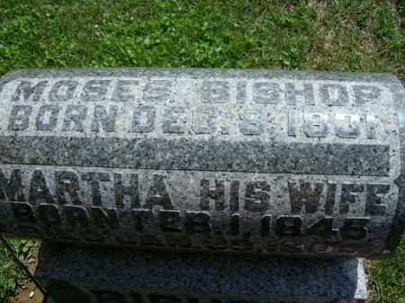 CAMPBELL BISHOP, MARTHA - Meigs County, Ohio | MARTHA CAMPBELL BISHOP - Ohio Gravestone Photos