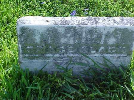 BLACK SPENCE, GRACE - Meigs County, Ohio | GRACE BLACK SPENCE - Ohio Gravestone Photos