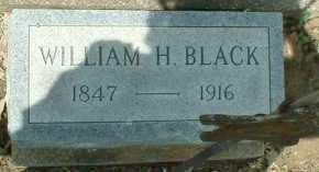 BLACK, WILLIAM H. - Meigs County, Ohio | WILLIAM H. BLACK - Ohio Gravestone Photos
