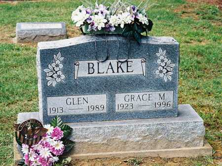 BLAKE, GLEN - Meigs County, Ohio | GLEN BLAKE - Ohio Gravestone Photos
