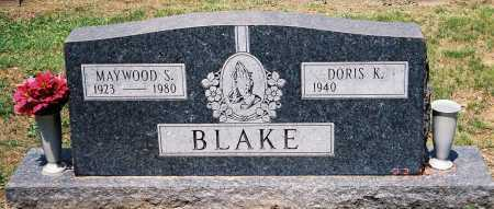 BLAKE, MAYWOOD S. - Meigs County, Ohio | MAYWOOD S. BLAKE - Ohio Gravestone Photos