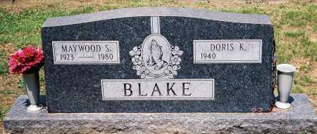 BLAKE, DORIS K - Meigs County, Ohio | DORIS K BLAKE - Ohio Gravestone Photos
