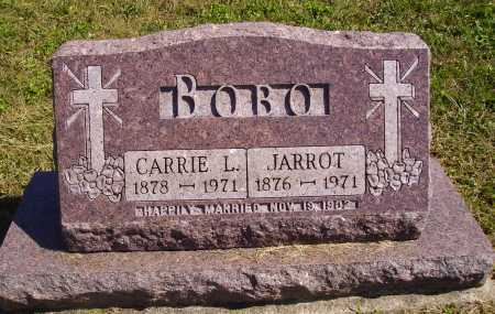 BOBO, JARROT - Meigs County, Ohio | JARROT BOBO - Ohio Gravestone Photos