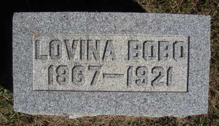 BOBO, LOVINA - Meigs County, Ohio | LOVINA BOBO - Ohio Gravestone Photos