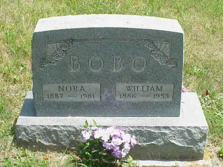 BOBO, NORA - Meigs County, Ohio | NORA BOBO - Ohio Gravestone Photos