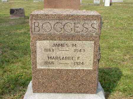 BOGGESS, JAMES M. - Meigs County, Ohio | JAMES M. BOGGESS - Ohio Gravestone Photos