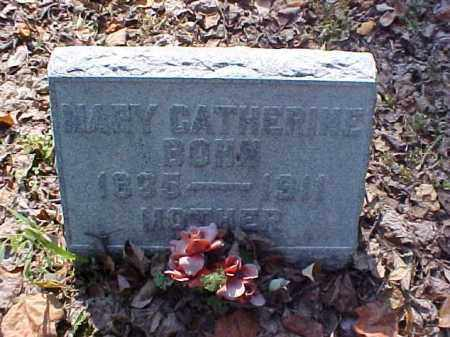 DISHLINGER BOHN, MARY CATHERINE - Meigs County, Ohio | MARY CATHERINE DISHLINGER BOHN - Ohio Gravestone Photos