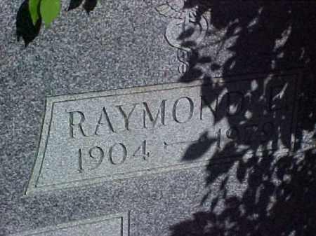 BOICE, RAYMOND E. - Meigs County, Ohio | RAYMOND E. BOICE - Ohio Gravestone Photos