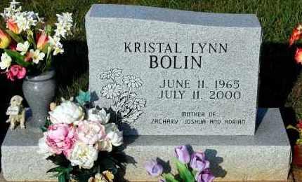 BOLIN, KRISTAL LYNN - Meigs County, Ohio | KRISTAL LYNN BOLIN - Ohio Gravestone Photos