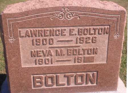 BOLTON, NEVA SUTTON - Meigs County, Ohio | NEVA SUTTON BOLTON - Ohio Gravestone Photos