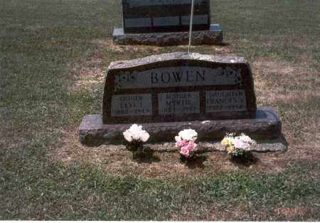 BOWEN, MYRTIE [MYRTA] - Meigs County, Ohio | MYRTIE [MYRTA] BOWEN - Ohio Gravestone Photos