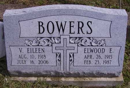 BOWERS, V. EILEEN - Meigs County, Ohio | V. EILEEN BOWERS - Ohio Gravestone Photos