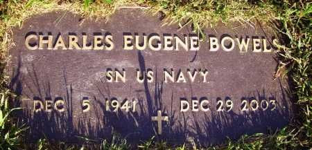 BOWLES, CHARLES EUGENE - MILITARY - Meigs County, Ohio | CHARLES EUGENE - MILITARY BOWLES - Ohio Gravestone Photos