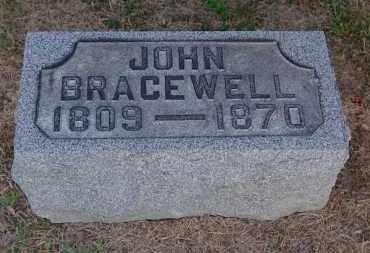 BRACEWELL, JOHN - Meigs County, Ohio | JOHN BRACEWELL - Ohio Gravestone Photos