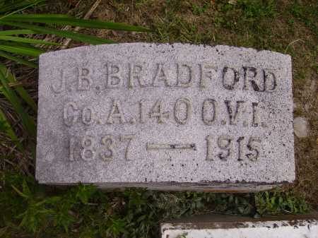BRADFORD, JOHN C. - Meigs County, Ohio | JOHN C. BRADFORD - Ohio Gravestone Photos