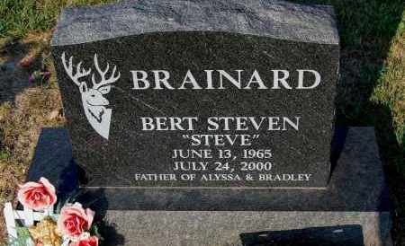 BRAINARD, STEVE - Meigs County, Ohio | STEVE BRAINARD - Ohio Gravestone Photos