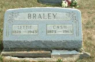 STANSBURY BRALEY, LETTIE - Meigs County, Ohio | LETTIE STANSBURY BRALEY - Ohio Gravestone Photos