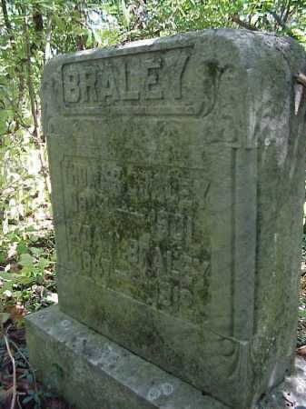 BRALEY, THOMAS - Meigs County, Ohio | THOMAS BRALEY - Ohio Gravestone Photos