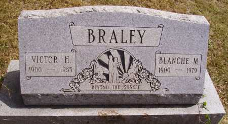 BRALEY, BLANCHE M. - Meigs County, Ohio | BLANCHE M. BRALEY - Ohio Gravestone Photos