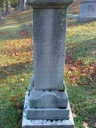 BREWSTER, ROBERT H.. - Meigs County, Ohio | ROBERT H.. BREWSTER - Ohio Gravestone Photos