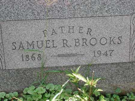 BROOKS, SAMUEL R. - Meigs County, Ohio | SAMUEL R. BROOKS - Ohio Gravestone Photos