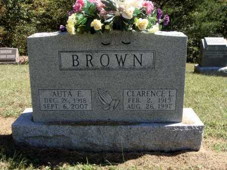 VERIGAN BROWN, AUTA E. - Meigs County, Ohio | AUTA E. VERIGAN BROWN - Ohio Gravestone Photos