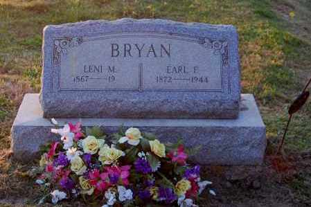 BRYAN, EARL F. - Meigs County, Ohio | EARL F. BRYAN - Ohio Gravestone Photos