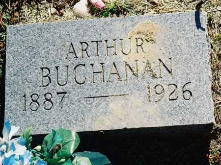 BUCHANAN, ARTHUR - Meigs County, Ohio | ARTHUR BUCHANAN - Ohio Gravestone Photos