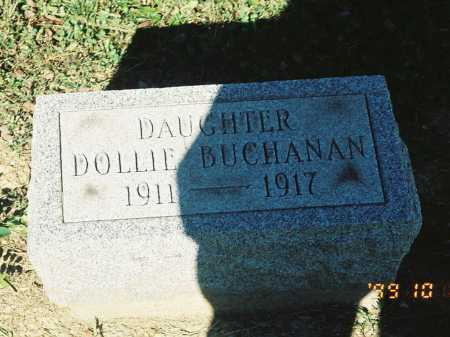 BUCHANAN, DOLLIE - Meigs County, Ohio | DOLLIE BUCHANAN - Ohio Gravestone Photos