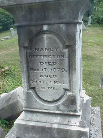 BUFFINGTON, NANCY - Meigs County, Ohio | NANCY BUFFINGTON - Ohio Gravestone Photos
