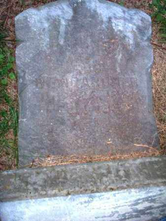 BUMGARNER, GUS - Meigs County, Ohio | GUS BUMGARNER - Ohio Gravestone Photos