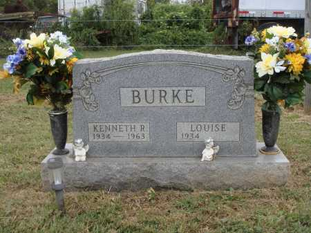 BURKE, LOUISE - Meigs County, Ohio | LOUISE BURKE - Ohio Gravestone Photos