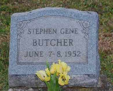 BUTCHER, STEPHEN GENE - Meigs County, Ohio | STEPHEN GENE BUTCHER - Ohio Gravestone Photos