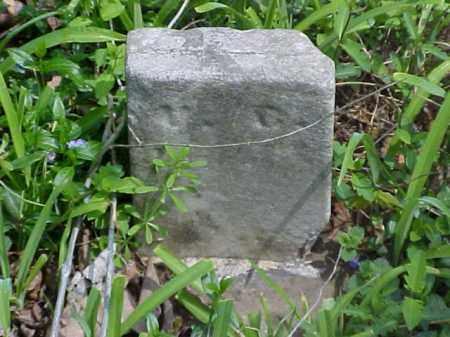 C., V. - Meigs County, Ohio   V. C. - Ohio Gravestone Photos
