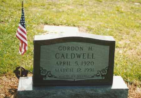 CALDWELL, GORDON - Meigs County, Ohio | GORDON CALDWELL - Ohio Gravestone Photos