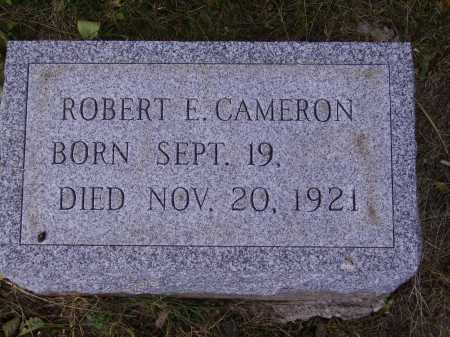 CAMERON, ROBERT E. - Meigs County, Ohio | ROBERT E. CAMERON - Ohio Gravestone Photos