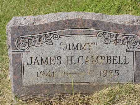 CAMPBELL, JAMES H. - Meigs County, Ohio | JAMES H. CAMPBELL - Ohio Gravestone Photos