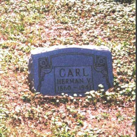 CARL, HERMAN V. - Meigs County, Ohio | HERMAN V. CARL - Ohio Gravestone Photos