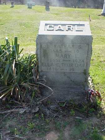 MOHLER CARL, MARY E. - Meigs County, Ohio | MARY E. MOHLER CARL - Ohio Gravestone Photos