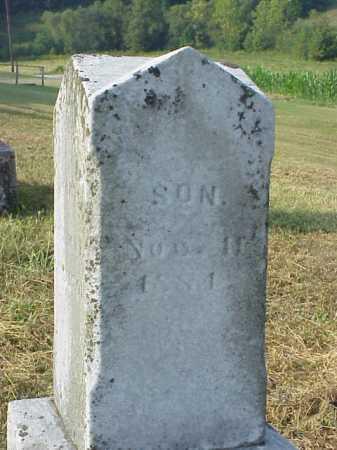 CARLETON, SON - Meigs County, Ohio | SON CARLETON - Ohio Gravestone Photos