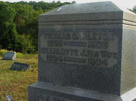 CARLETON, CHARLOTTE J. - Meigs County, Ohio | CHARLOTTE J. CARLETON - Ohio Gravestone Photos