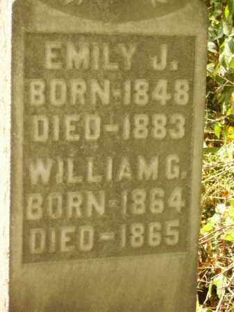 CARMICHAEL, WILLIAM G. - Meigs County, Ohio | WILLIAM G. CARMICHAEL - Ohio Gravestone Photos