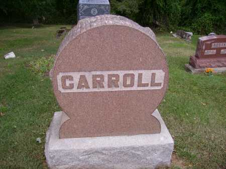 CARROLL, MONUMENT - Meigs County, Ohio | MONUMENT CARROLL - Ohio Gravestone Photos
